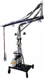 MVP оборудование для изготовления стеклопластика.