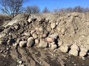 Бутовый камень природный (бут) с доставкой от 1 тонны