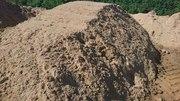 Песок фракции 0-2 мытый в наличии,  доставка от 1 до 30т.