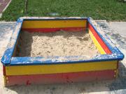 Песок для песочницы