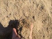 Песок для штукатурки мелкий