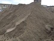 Песок для бетонной смеси