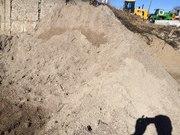 Песок для подсыпки