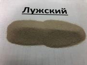 Кварцевый песок Лужский белый